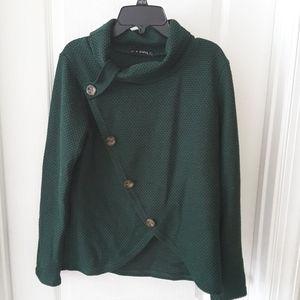 Like New sweater size US 6